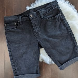 Levi's 511 cut off bermuda shorts
